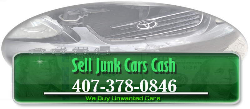 We Buy Junk Cars Sell Used Vehicle Cash Orlando