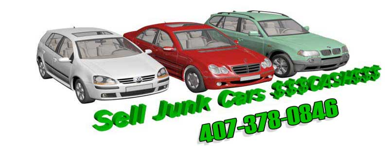 sell junk cars cash orlando